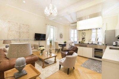 Stunning open plan living area