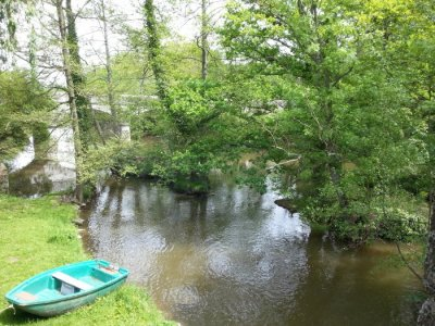 The River Argenton fishing, rowing & swimming