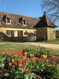 La Bergerie - springtime