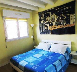 Bedroom 1 (on the ground floor)