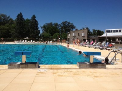 Limoux pool