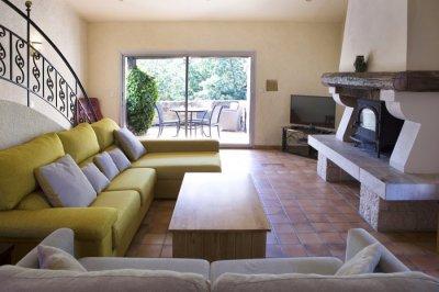 Lounge -south facing terrace