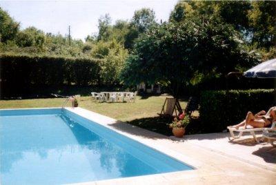 Domaine de Tabary Pool