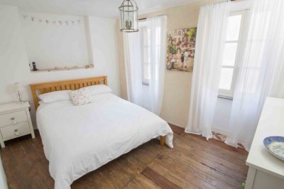 Double room with en-suite (1st floor)