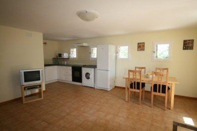 Le Lot kitchen area