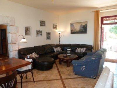 Living sitting area