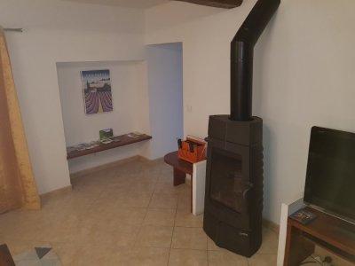 Lounge Wood Stove