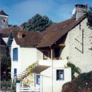 Bétaille Village House