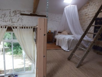 Double bedroom area