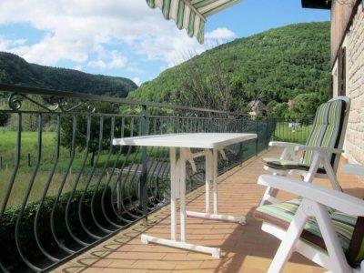 Balcony - 13 m long!