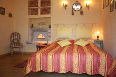 Double Queensize bedroom