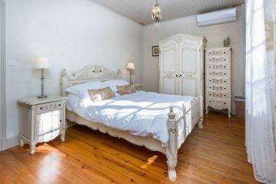 Le Presbytere  Bedroom