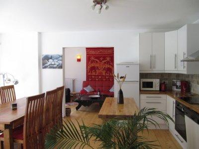 Dining /kitchen area