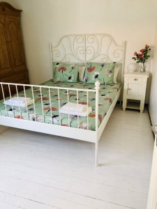 Bedroom 2 with king size bed