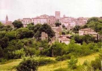 Durfort village