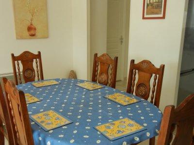 Dining area
