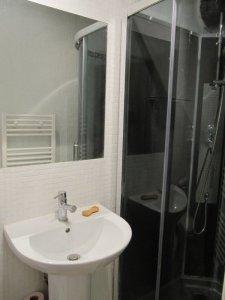Shower room & WC on middle floor