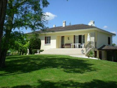 Comfortable villa