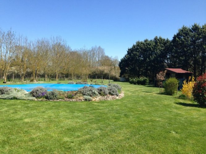 Long term lets in charente maritime traditional house for Garten pool set 500