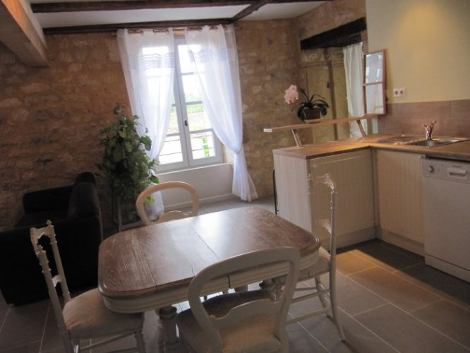 Charming Apartment In Monpazier