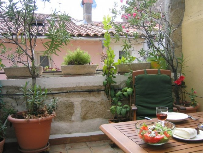 Long term lets in h rault character 4 bed house in for Garage cros agde