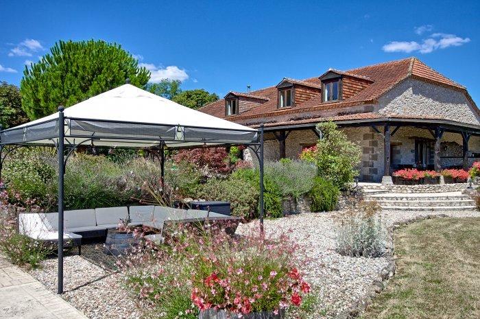 La Laiterie is a Wonderful Open Plan Cottage