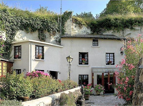 Troglodyte House in the Loire