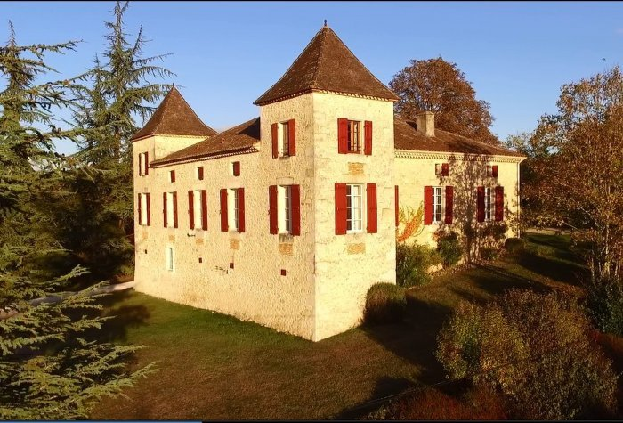 Lovely Chateau in Stunning Position