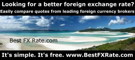 Looking for a better foreign exchange rate? Get the Best FX Rate.